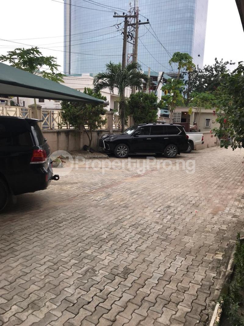 3 bedroom Semi Detached Duplex House for sale Dideolu Estate ONIRU Victoria Island Lagos - 1