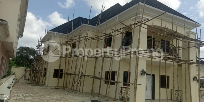 5 bedroom Detached Duplex House for sale Located off Port Harcourt Road, Owerri Owerri Imo - 0
