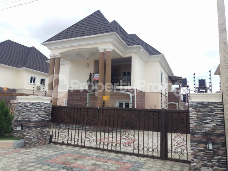 5 bedroom Detached Duplex House for sale River park estate, cluster 1 Lugbe Abuja - 0