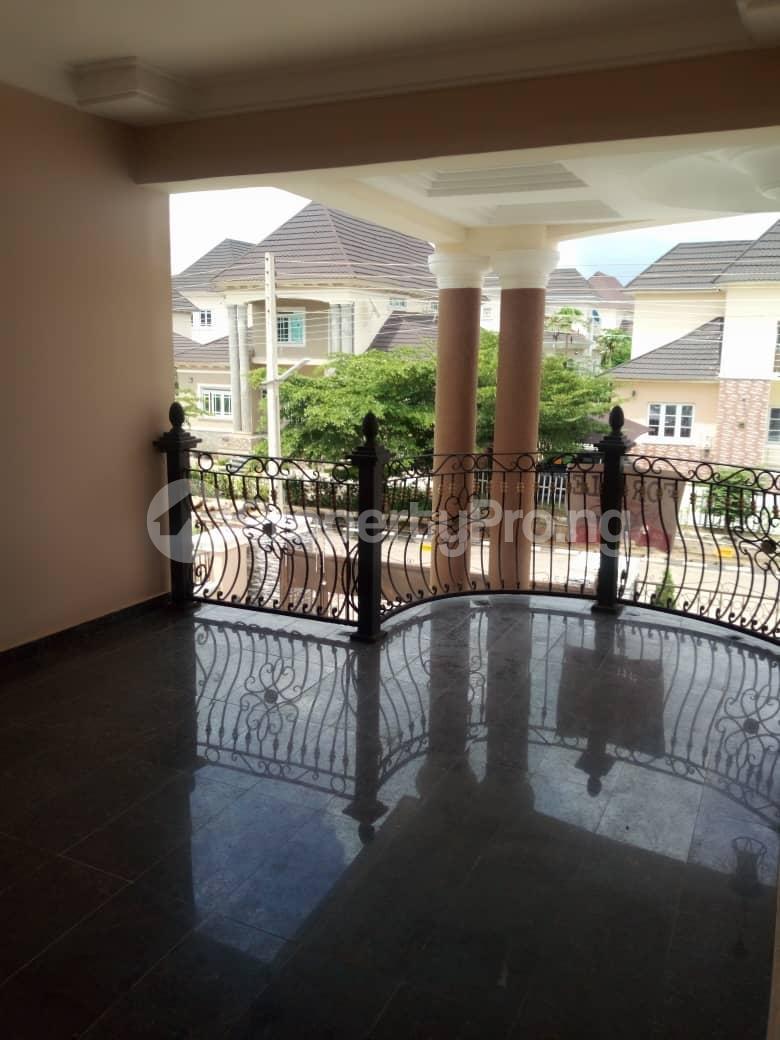 5 bedroom Detached Duplex House for sale River park estate, cluster 1 Lugbe Abuja - 6