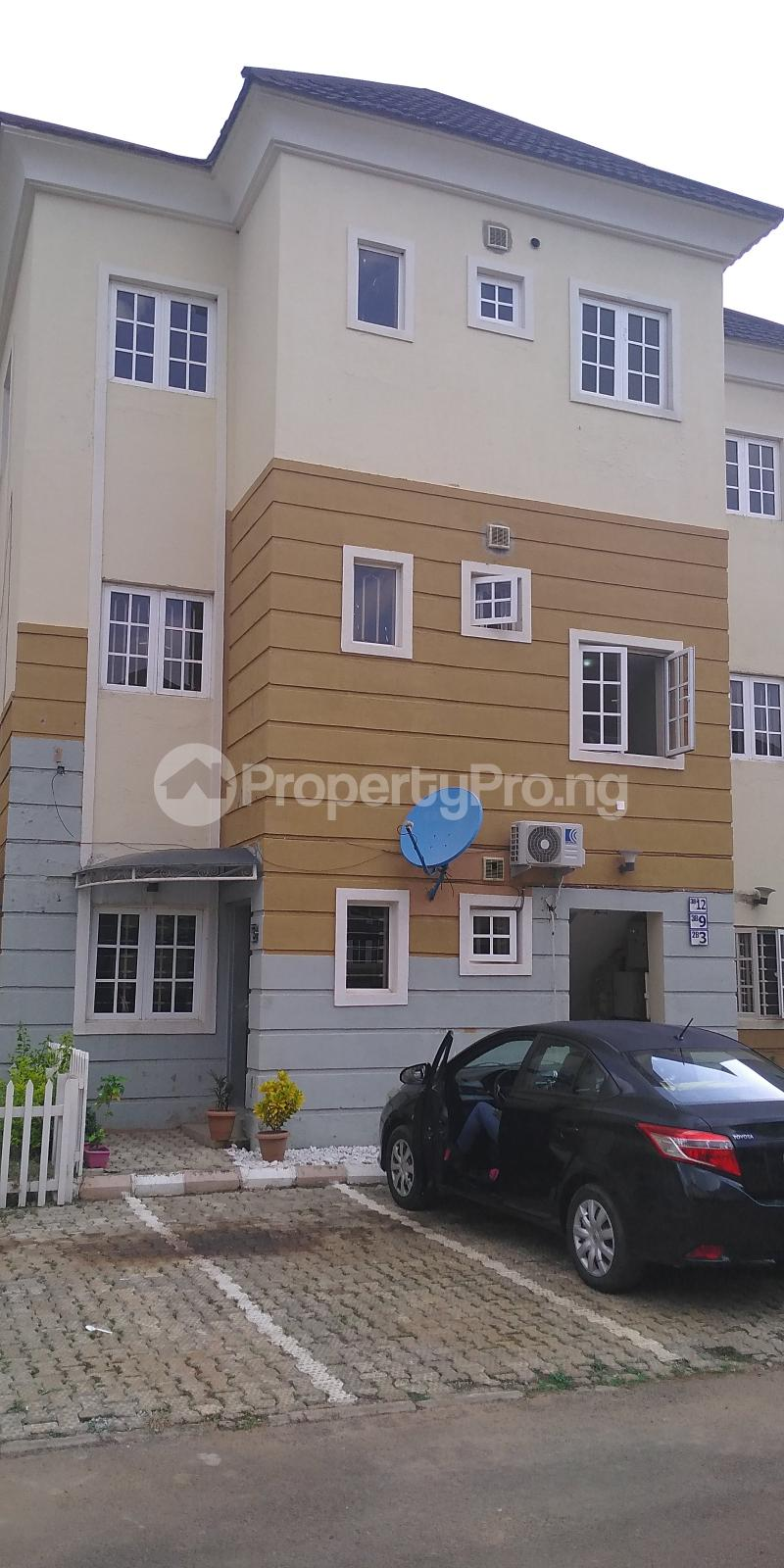 3 bedroom Flat / Apartment for rent Evergreen Estate, Durumi, close to Evergreen mall by the American School Durumi Abuja - 8