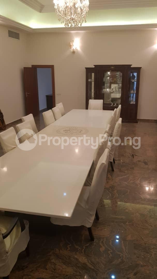 10 bedroom Massionette House for sale Sunrise Hills Estate Asokoro Abuja - 11