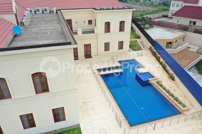 10 bedroom Massionette House for sale Sunrise Hills Estate Asokoro Abuja - 4