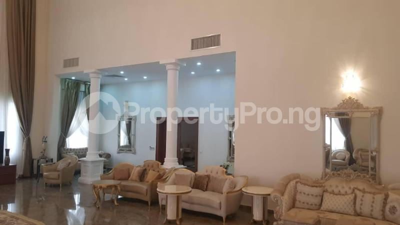 10 bedroom Massionette House for sale Sunrise Hills Estate Asokoro Abuja - 9