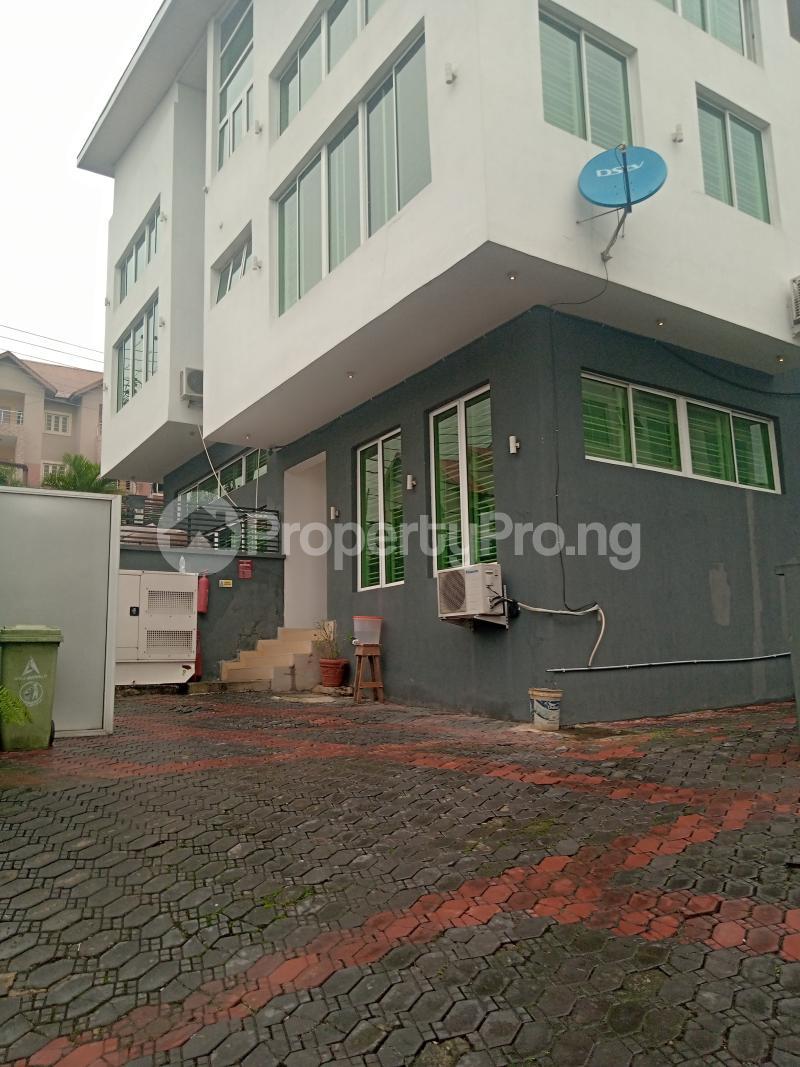 4 bedroom Detached Duplex for rent Awuse Estate Salvation Opebi Ikeja Opebi Ikeja Lagos - 2