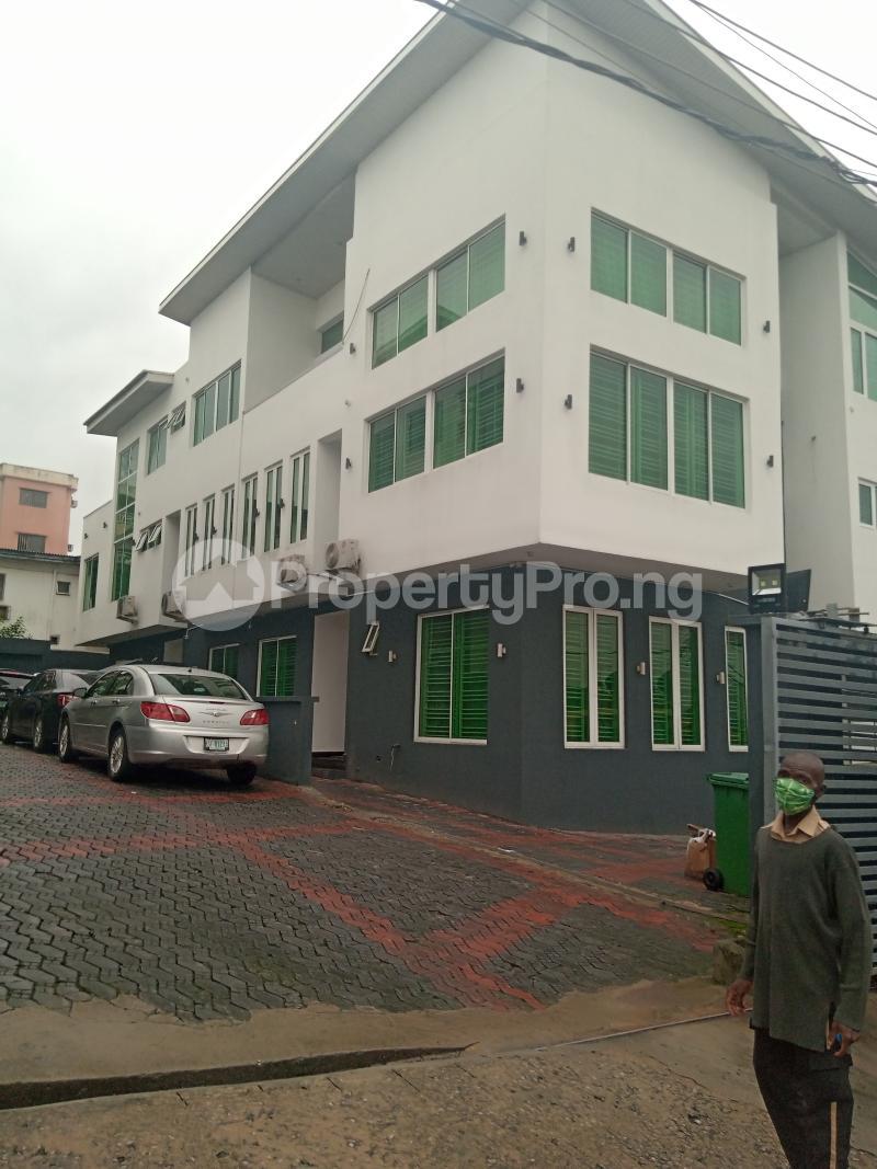 4 bedroom Detached Duplex for rent Awuse Estate Salvation Opebi Ikeja Opebi Ikeja Lagos - 1