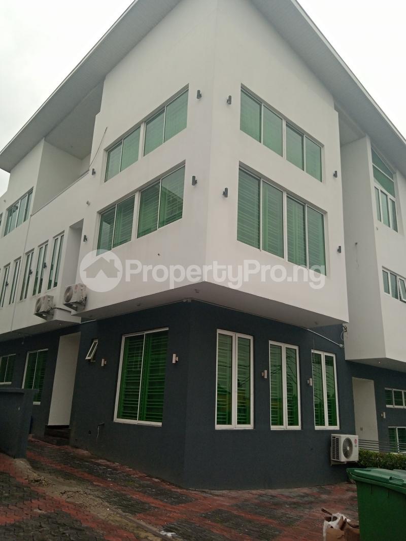 4 bedroom Detached Duplex for rent Awuse Estate Salvation Opebi Ikeja Opebi Ikeja Lagos - 0