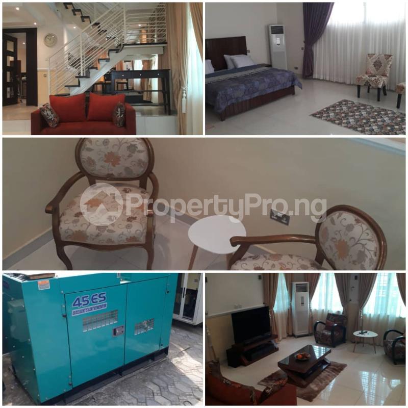 4 bedroom Detached Duplex for rent Awuse Estate Salvation Opebi Ikeja Opebi Ikeja Lagos - 3