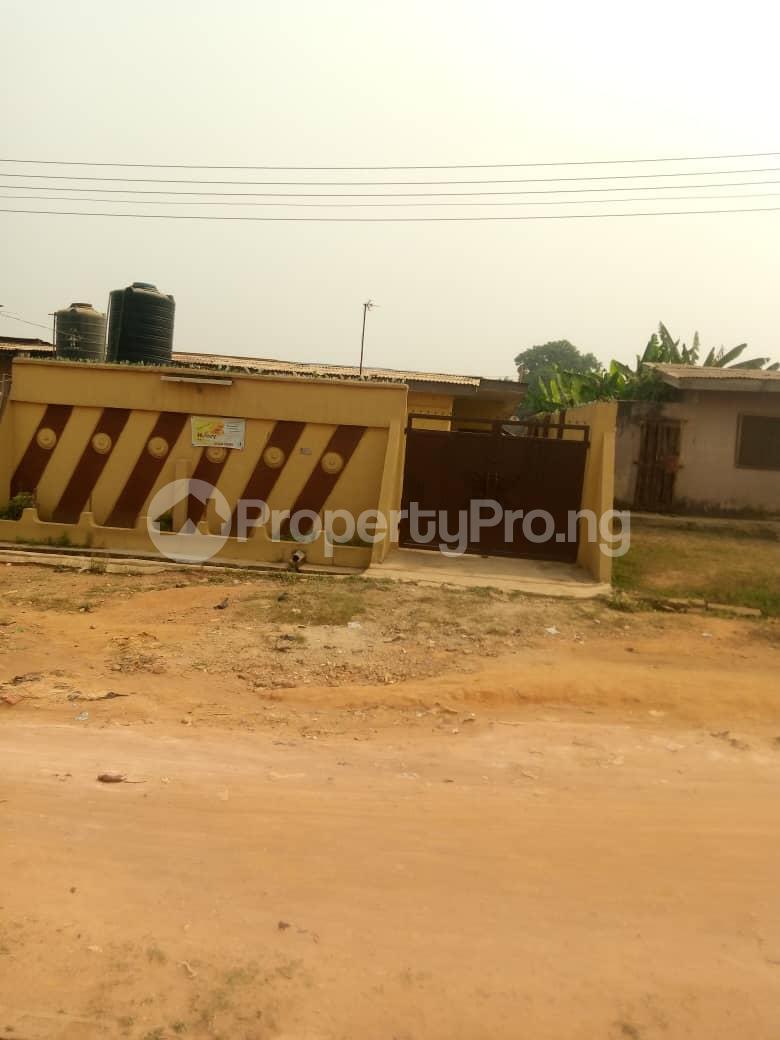 Semi Detached Bungalow House for sale Shagari Estate  Ipaja road Ipaja Lagos - 0