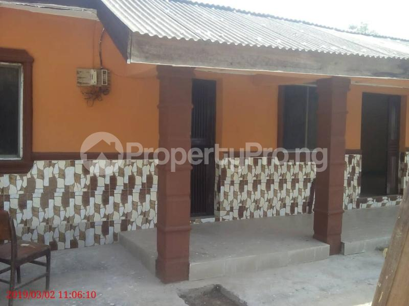 2 bedroom Self Contain Flat / Apartment for rent AIT Road,  Alagbado Abule Egba Lagos - 0