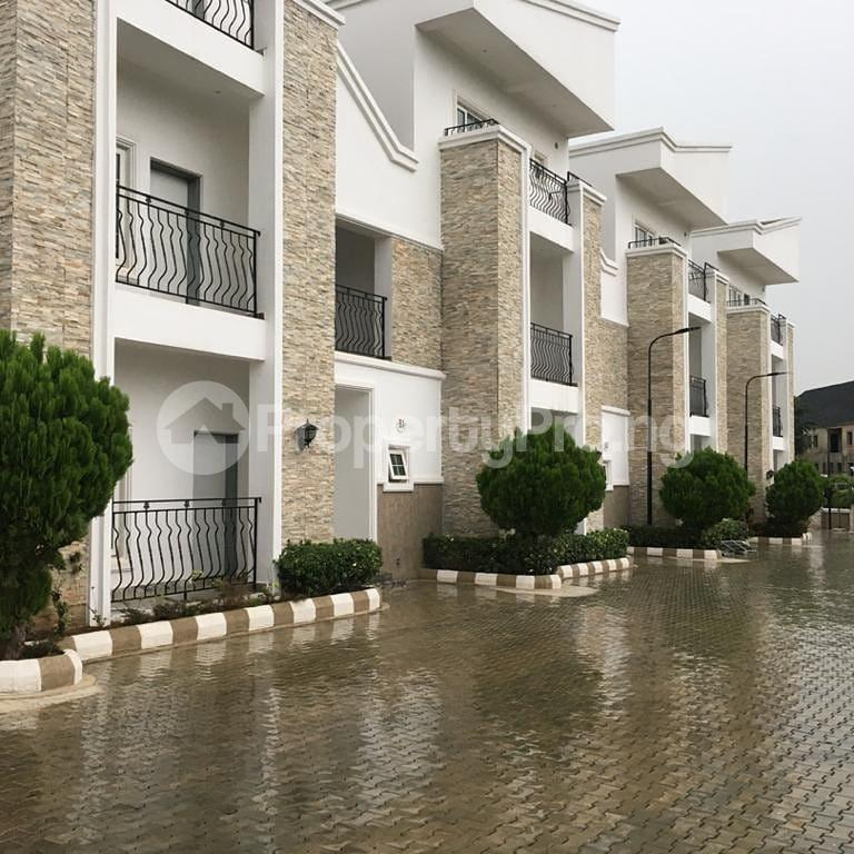 4 bedroom Terraced Duplex House for rent Katampe Ext Abuja - 7