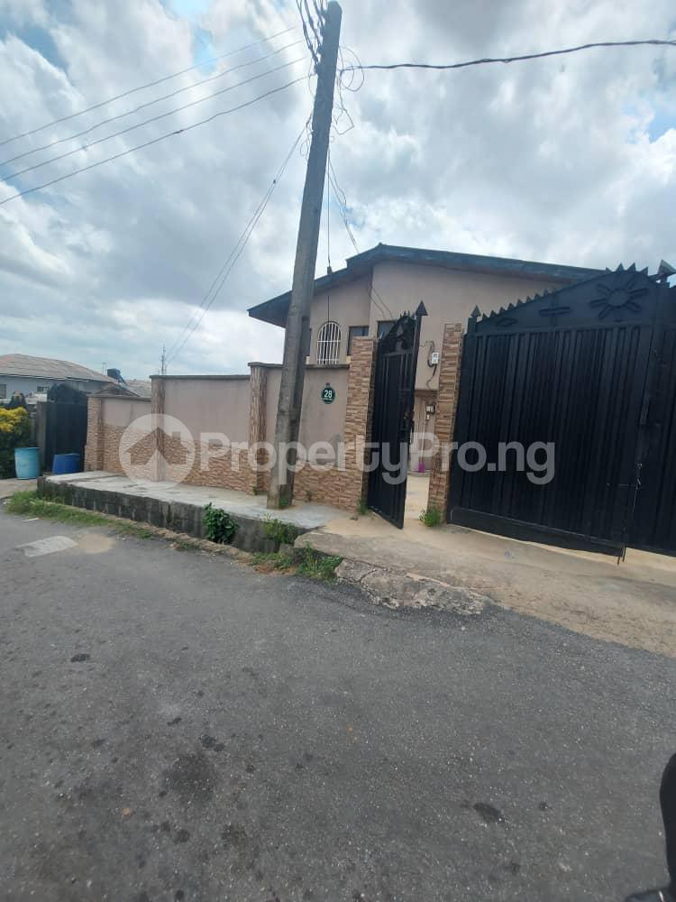 Blocks of Flats House for sale Harmony Estate  Ogba Lagos - 5