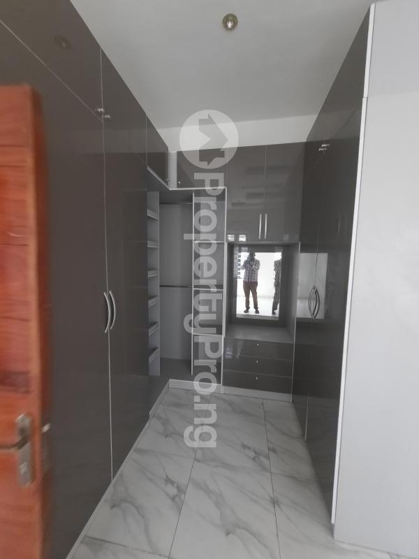 4 bedroom Semi Detached Duplex for sale Alternative Road Chevron Lekki Lagos State Nigeria chevron Lekki Lagos - 4