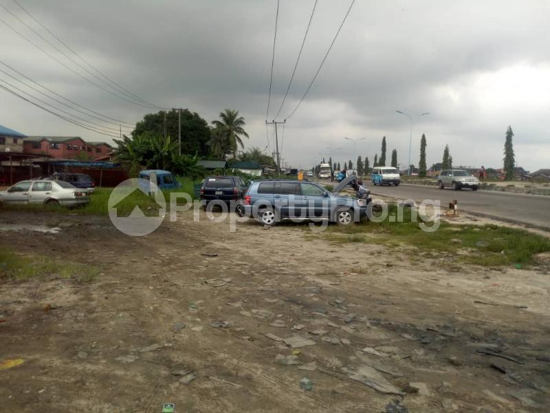Mixed   Use Land for sale Pti Road Warri Warri Delta - 1
