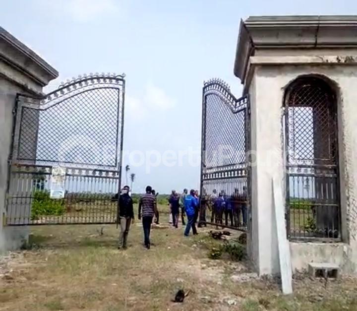 Mixed   Use Land Land for sale Lekki Gold City, Facing Express Ibeju-Lekki Lagos - 0