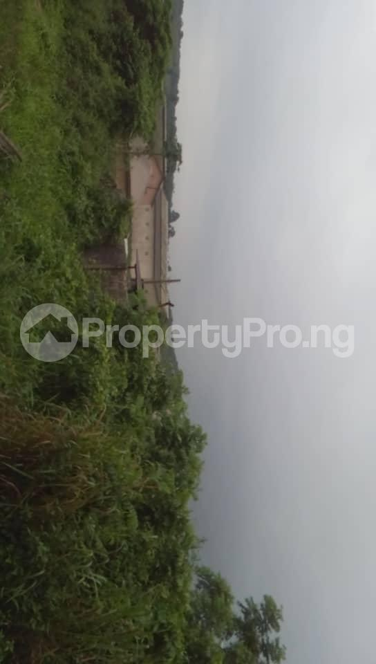 Commercial Land Land for sale Located Beside An Already Existing Poultry Farm At Ladeke Village Off Itokin Road Epe Lagos Nigeria  Epe Road Epe Lagos - 1