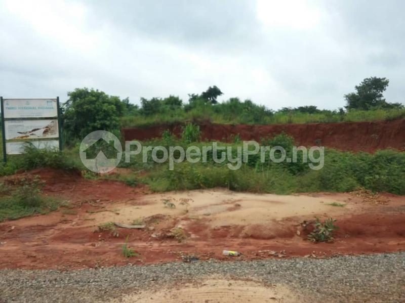Commercial Land Land for sale Located Along The  Road, Agulare Anambra State Nigeria  Anambra Anambra - 10