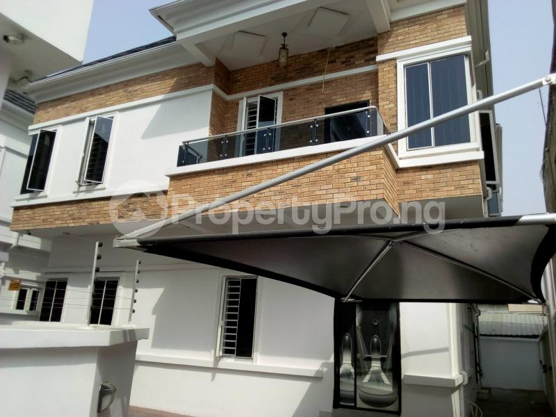 5 bedroom Detached Duplex House for sale Near Total Agungi Agungi Lekki Lagos - 0