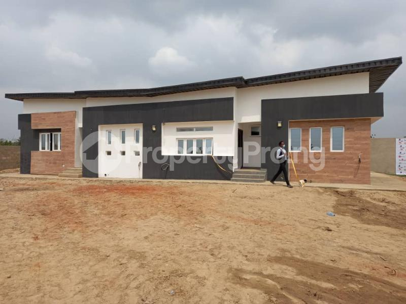 2 bedroom Semi Detached Bungalow for sale Opposite Christopher University, Close To Youth Camp Mowe Obafemi Owode Ogun - 1