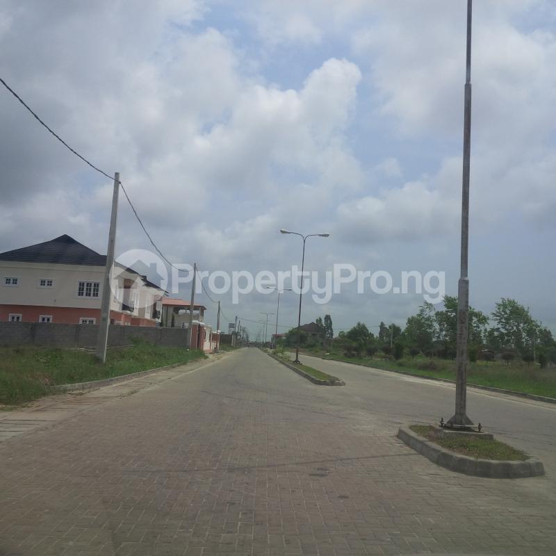 Serviced Residential Land Land for sale Fountain springville estate  Sangotedo Ajah Lagos - 2