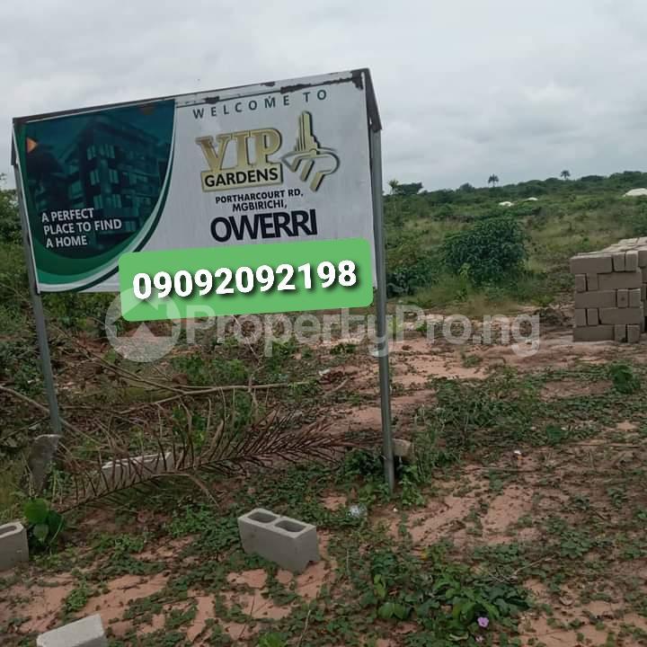 Mixed   Use Land Land for sale Portharcourt Road, Mbirichi Owerri Imo - 0