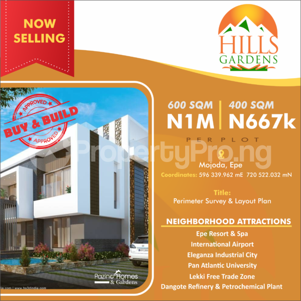 Residential Land Land for sale Majoda, epe Epe Lagos - 0