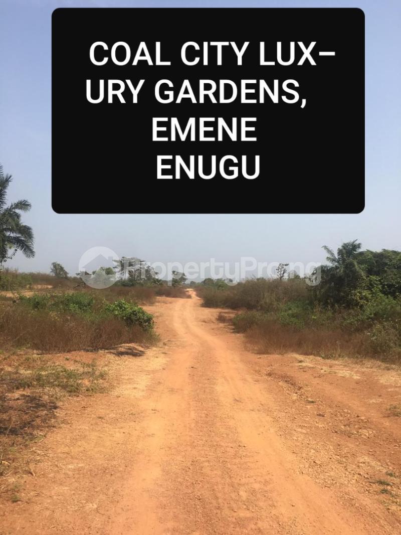 Commercial Land Land for sale NKUBOR VILLAGE BY CARITAS AND GODFREY OKOYE UNIVERSITIES EMENE ENUGU Enugu Enugu - 1