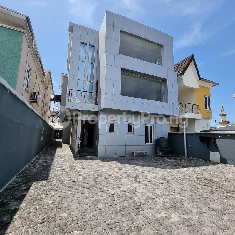 6 bedroom Show Room Commercial Property for sale Lekki Phase 1 Lekki Lagos - 0
