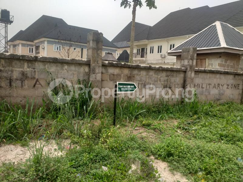 Residential Land Land for sale Udenwa Estate Extension New Owerri Imo - 0