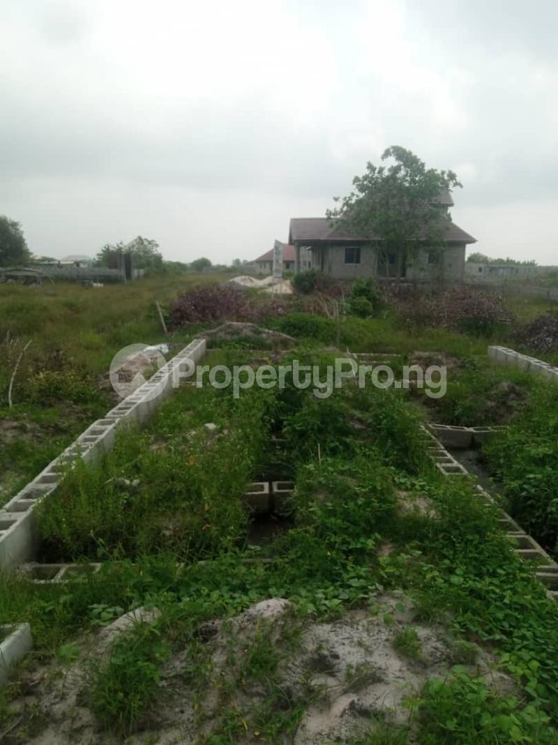 Mixed   Use Land Land for sale Majo Creek View Akpakin Town Facing Express by Dangote Jetty Ibeju-lekki Lagos  LaCampaigne Tropicana Ibeju-Lekki Lagos - 1