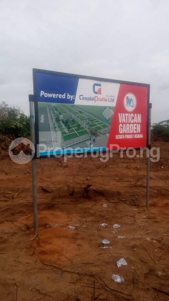 Residential Land Land for sale Asaba Delta - 1