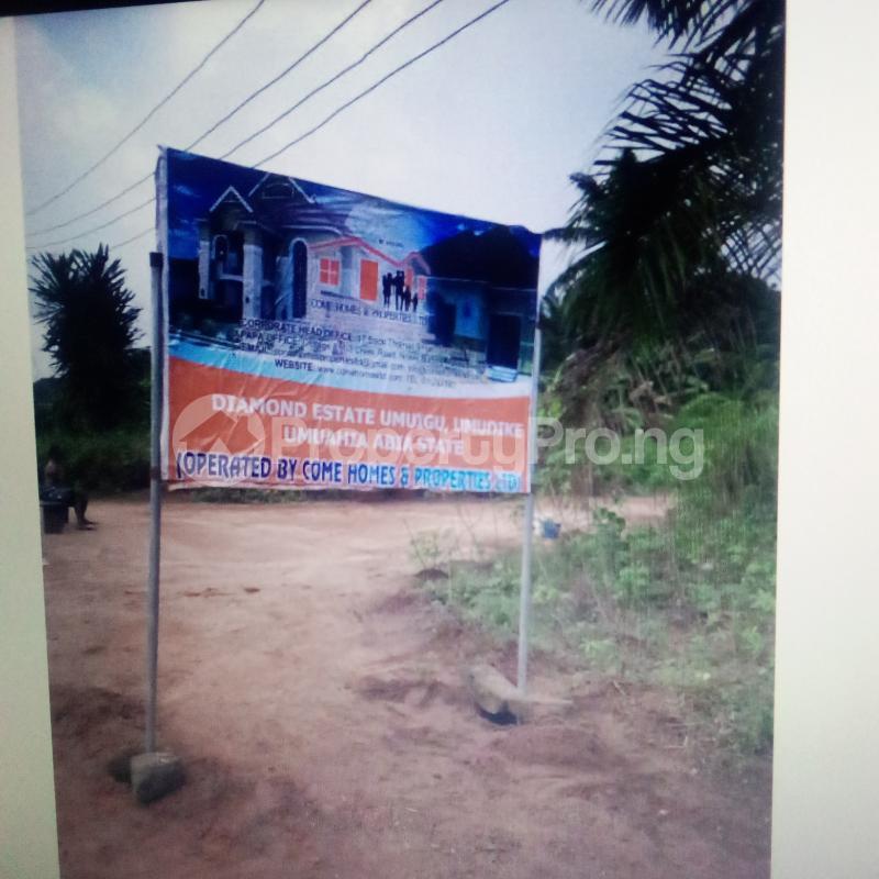 Mixed   Use Land Land for sale Diamond Estate Umudike Close to Michael Okpara University  Umuahia South Abia - 0