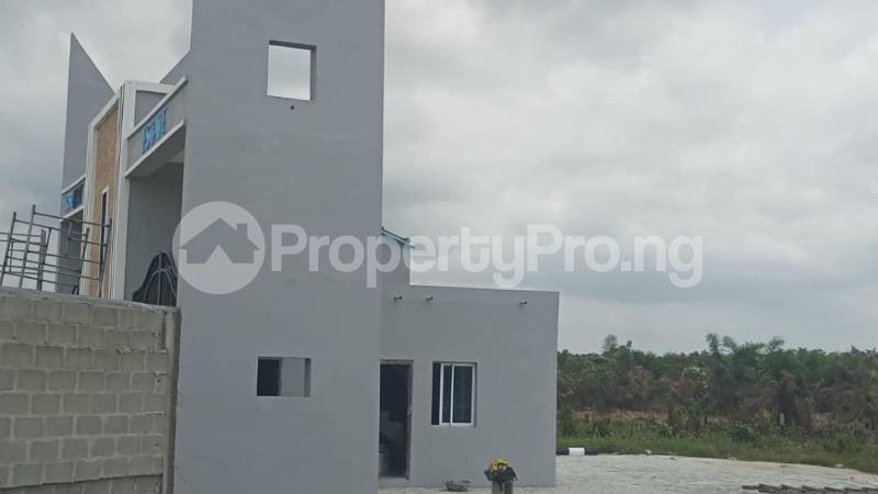 Land for sale Roseberry Estate Ibeju Lekki LaCampaigne Tropicana Ibeju-Lekki Lagos - 1