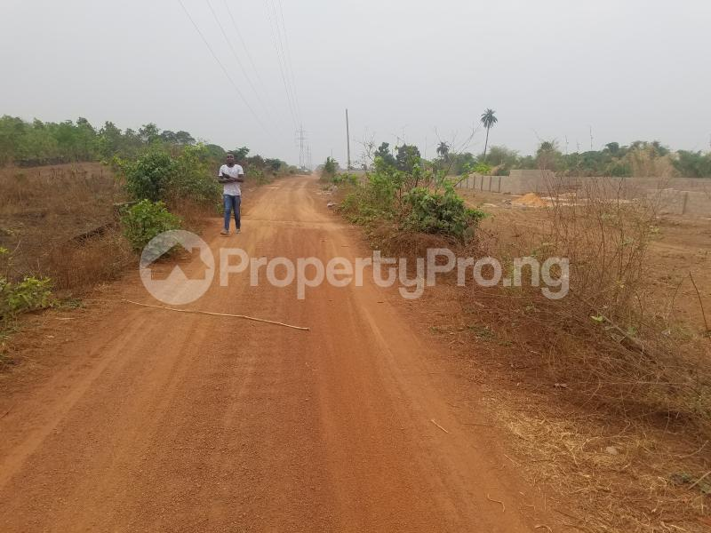 Residential Land Land for sale Behind Goshen  Estate independence layout phase 2 enugu Enugu Enugu - 6