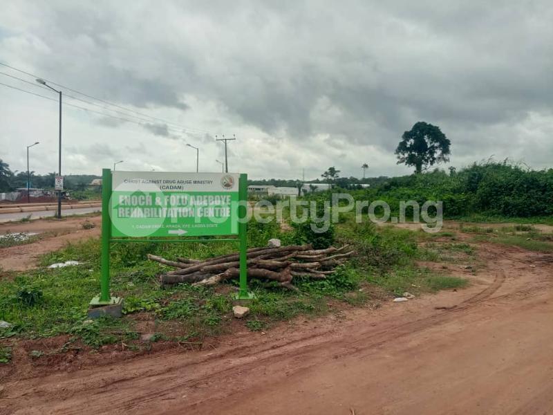 Mixed   Use Land for sale Vip Garden Phase 2 Onipanu Iresa Apa Road Ogbomoso Oyo State Ogbomosho Oyo - 1