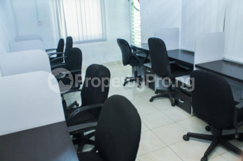 Workstation Co working space for shortlet Bayo Dejonwo Street. LSDPC Maryland Estate Maryland Lagos - 0