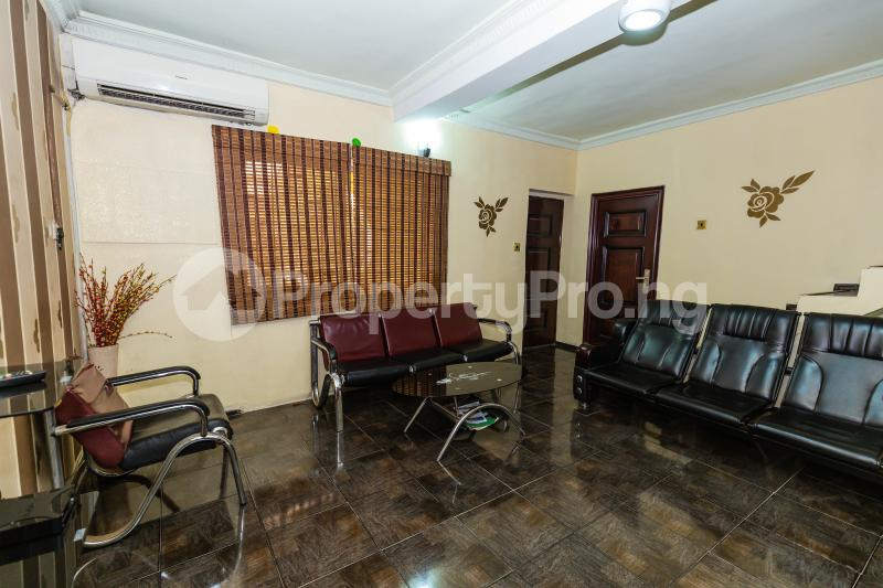 Office Space Commercial Property for shortlet Bayo Dejonwo Street. Shonibare Estate Maryland Lagos - 7