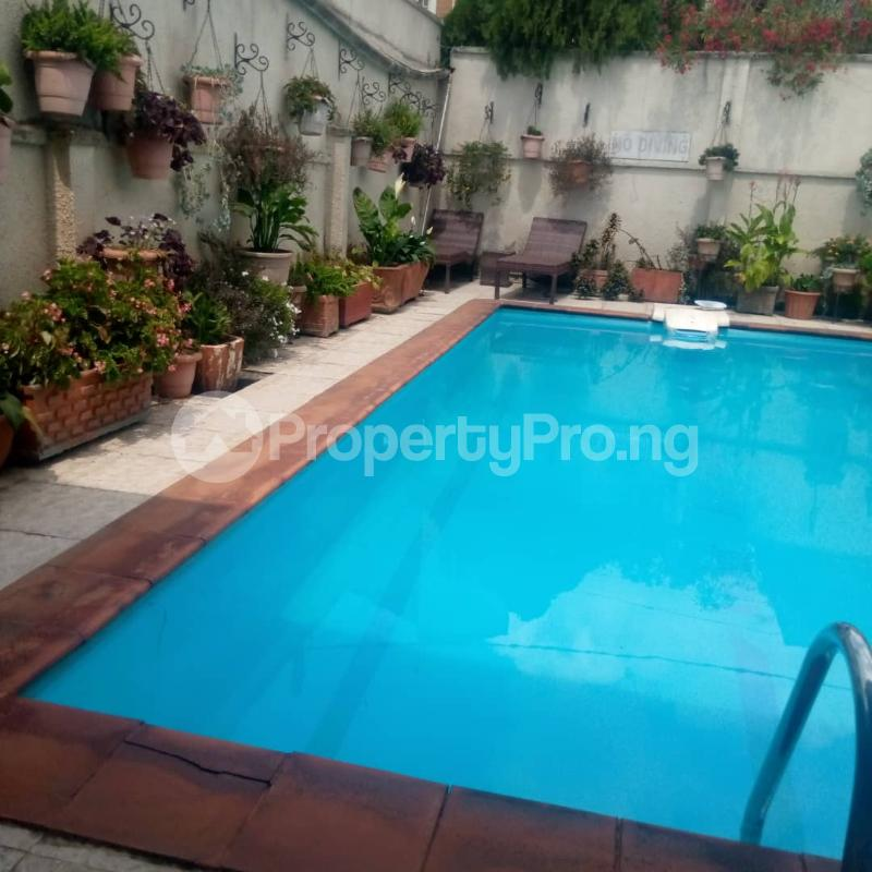 2 bedroom Flat / Apartment for shortlet Shonibare Estate Maryland Lagos - 13