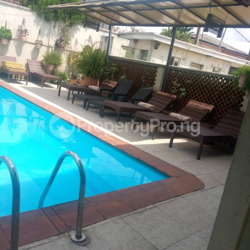 2 bedroom Flat / Apartment for shortlet Shonibare Estate Maryland Lagos - 12