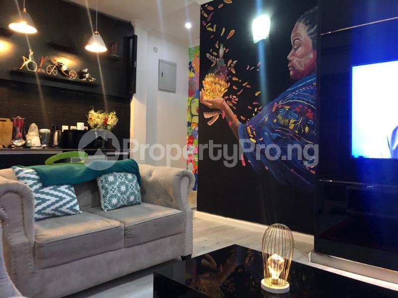 1 bedroom mini flat  Flat / Apartment for shortlet T Y Danjuma Street Ligali Ayorinde Victoria Island Lagos - 16