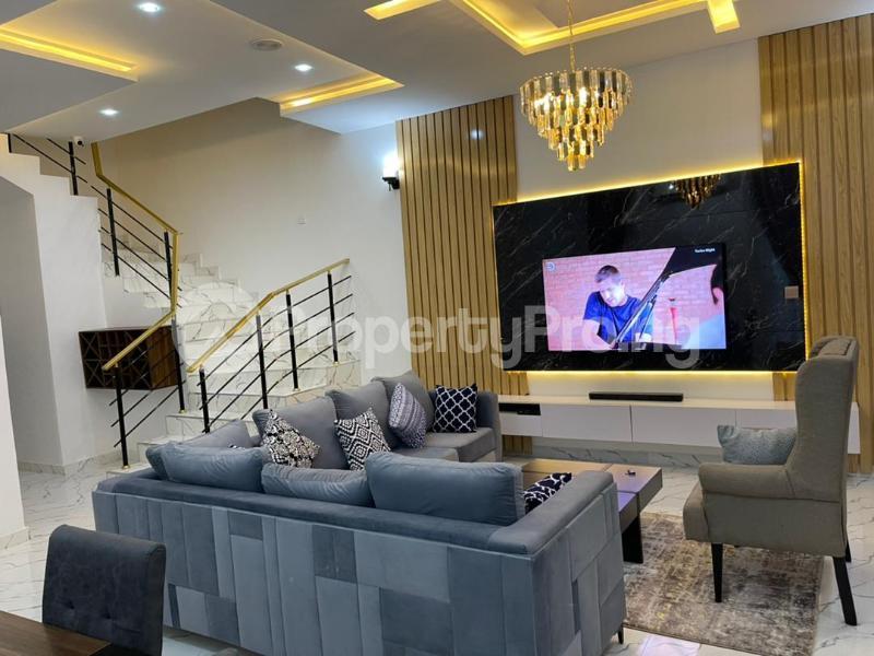 4 bedroom House for shortlet Chevron chevron Lekki Lagos - 2