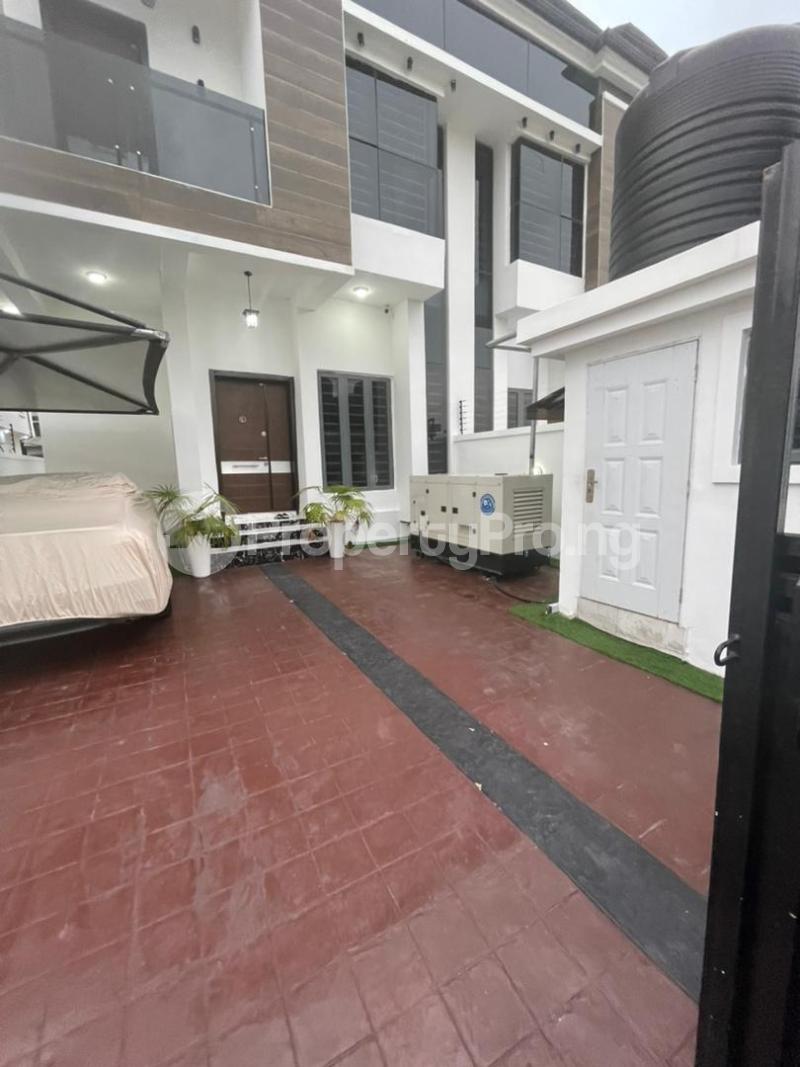 4 bedroom House for shortlet Chevron chevron Lekki Lagos - 12