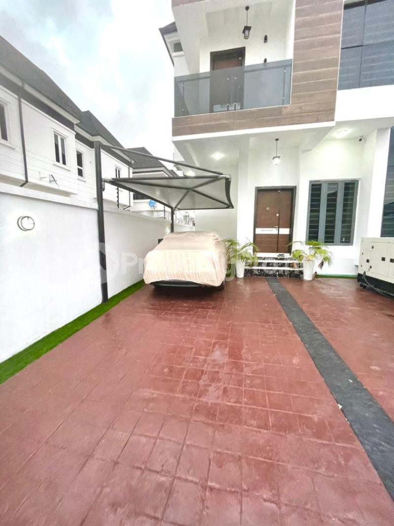4 bedroom House for shortlet Chevron chevron Lekki Lagos - 11