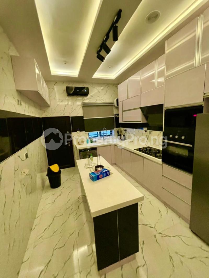 4 bedroom House for shortlet Chevron chevron Lekki Lagos - 9