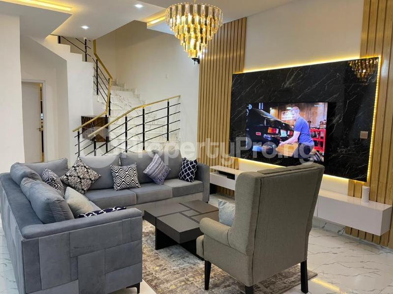 4 bedroom House for shortlet Chevron chevron Lekki Lagos - 1