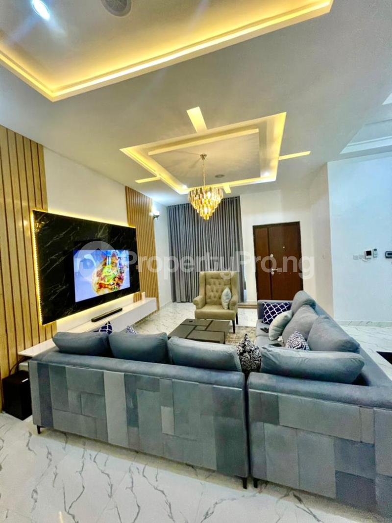 4 bedroom House for shortlet Chevron chevron Lekki Lagos - 0