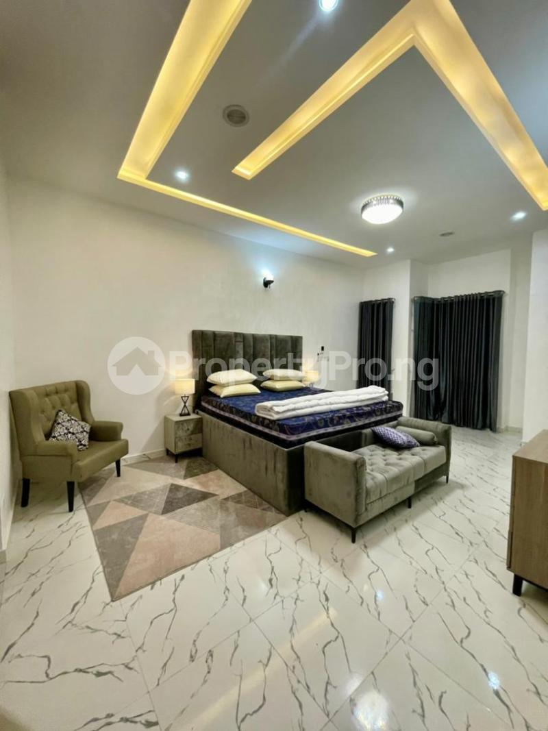 4 bedroom House for shortlet Chevron chevron Lekki Lagos - 6