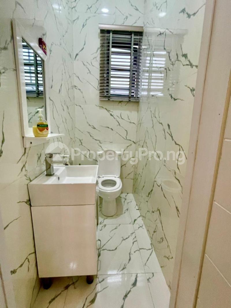 4 bedroom House for shortlet Chevron chevron Lekki Lagos - 8