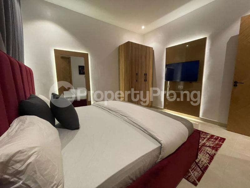 4 bedroom Terraced Duplex for shortlet Osapa Osapa london Lekki Lagos - 8