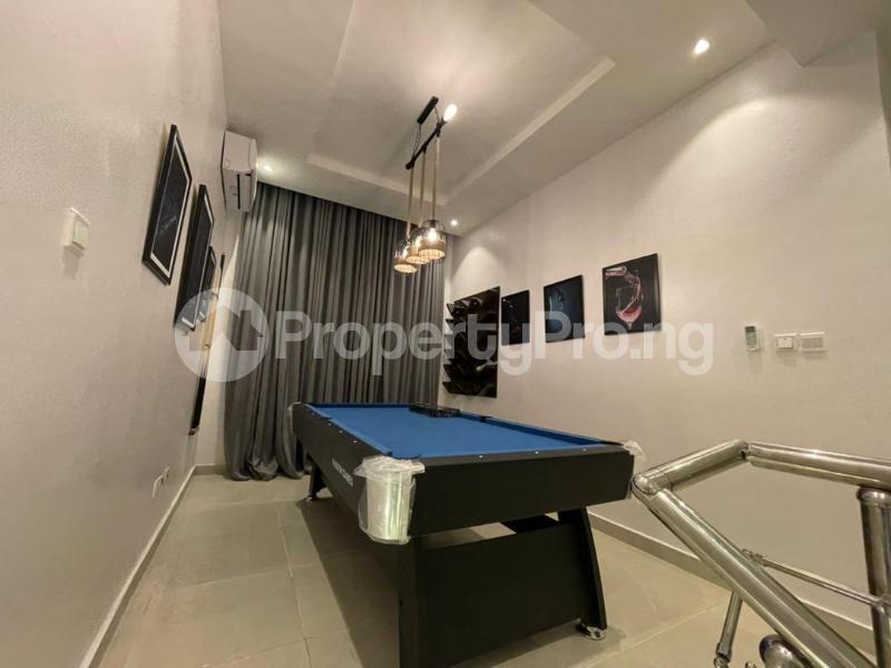 4 bedroom Terraced Duplex for shortlet Osapa Osapa london Lekki Lagos - 5